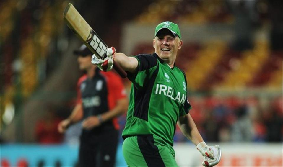 Kevin O Brien hopes to repeat 2011 WC