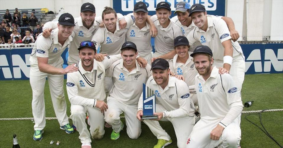 Kiwis clean sweep Sri Lanka in two-match series