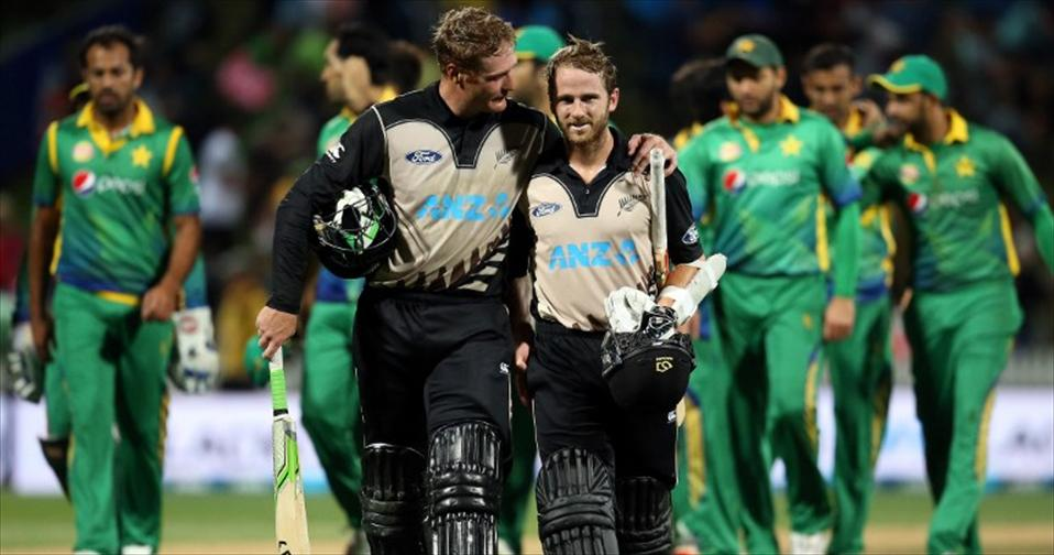 Kiwis make highest stand for any wkt.  in T20Is