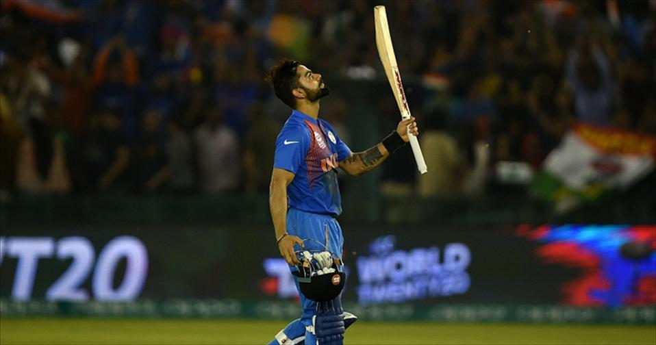 Kohli's masterclass send India into Semis