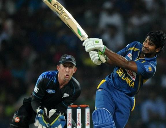 Kusal Janith makes it easy for Sri Lanka