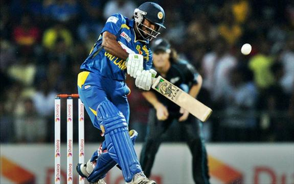 Kusal and Dilshan lead Sri Lanka to an easy win