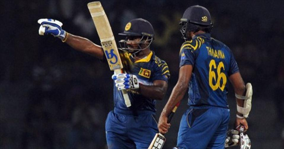 Kusal and Lahiru snatch ODI series too from WI