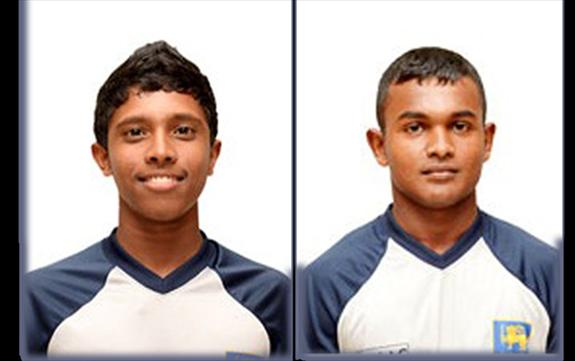 Kusal and Priyamal guide SL U19 into semis