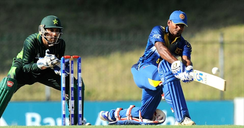 Kusal blossoms as Lanka crush Pak in dead rubber game