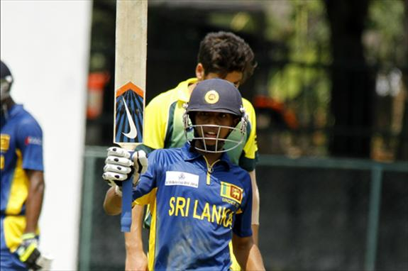 Kusal, Harsha Duo lead SL win over Aus
