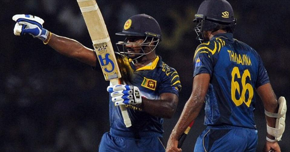 Kusal- Thiri stars as SL secure Series Win