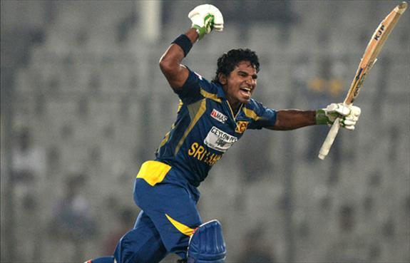 Kusal's ton helps Sri Lanka whitewash Bangladesh