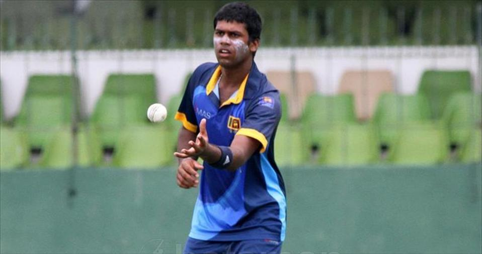 Lahiru hands England U19s their first home-defeat after six years
