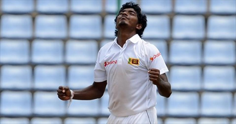 Lakshan Sandakan creates history with his left-arm wrist-spin on debut