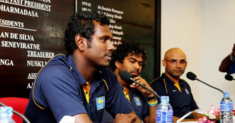 Lankan heroes returned home after historical win