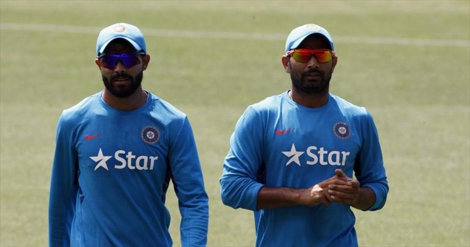 Likely comebacks for Shami, Jadeja