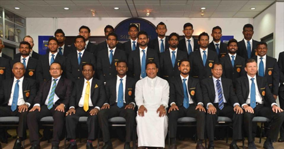 Lions depart for the much awaited UK tour