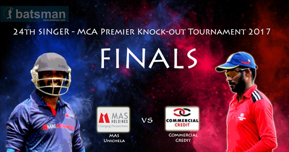 MCA A division knockout final - Preview
