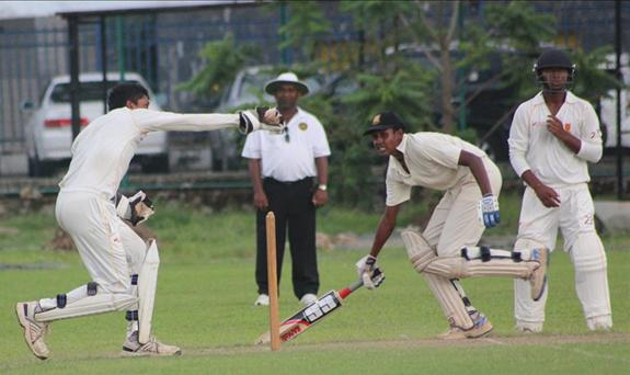 Mahanama register an innings victory