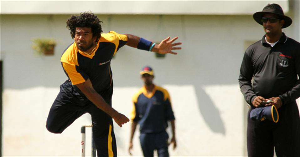 Malinga and Mubarak lead MASs dramatic win
