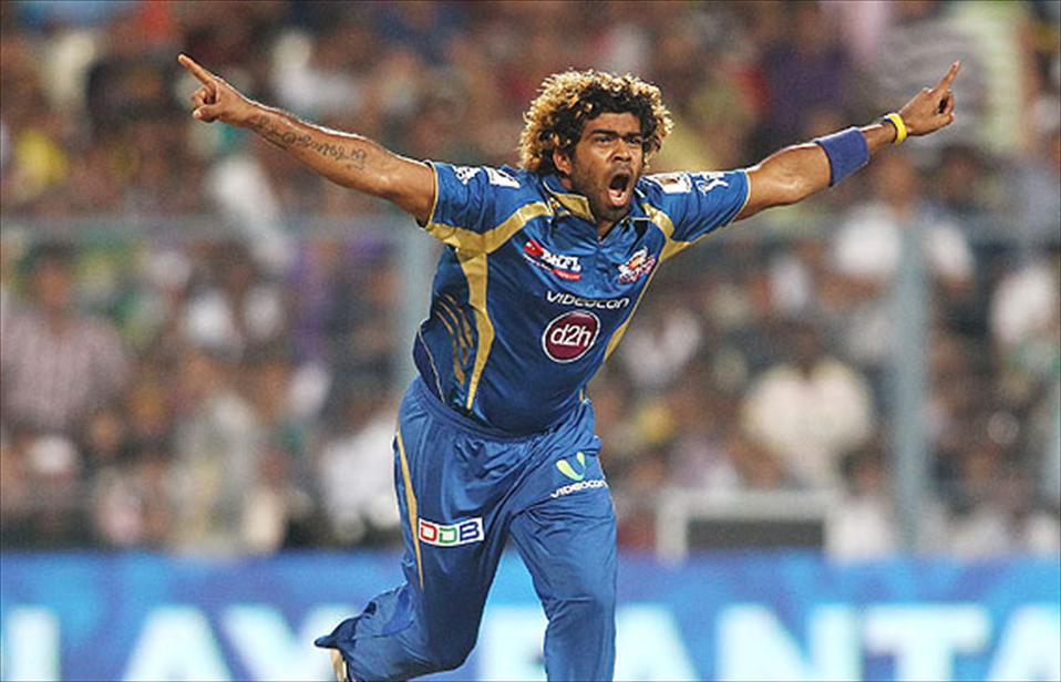Malinga to represent Mumbai Indians at CLT 2014