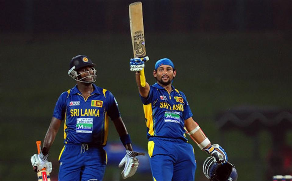 Mathews and Dilshan top ODI all-rounder ranking