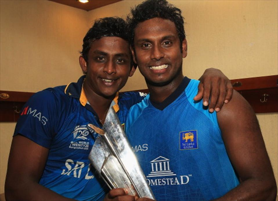 Mathews criticizes Mendis