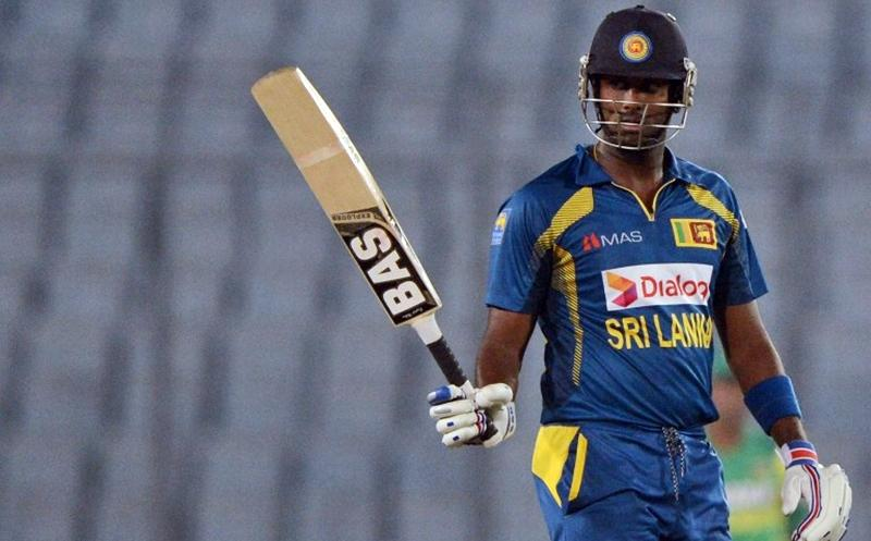 Mathews guide Sri Lanka to a 3 wicket win