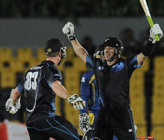 McCallum seizes the victory of Sri Lanka