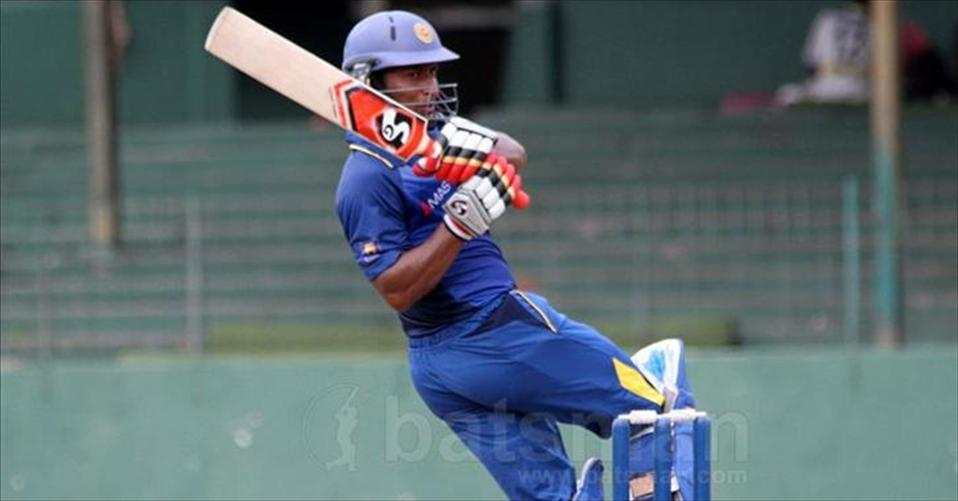 Mendis, De Lange added to Amazon Warriors squad