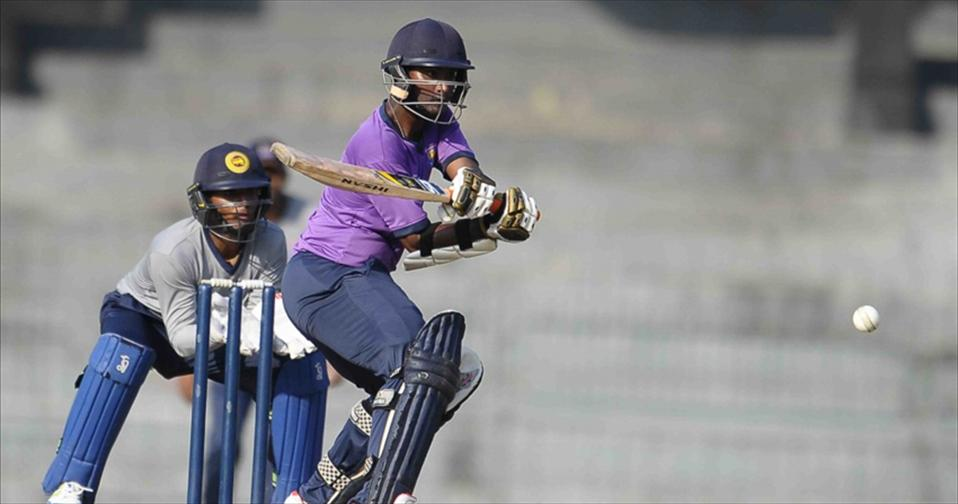 Milantha hits Sparkling 78 in Guardians Win