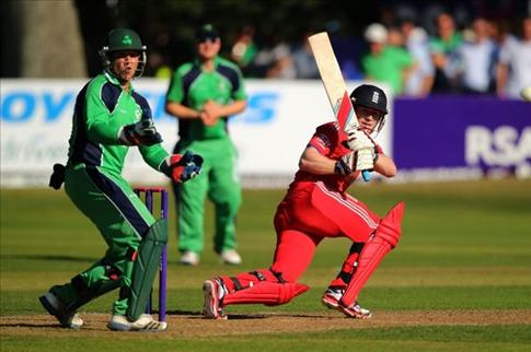 Morgan & Bopara deny Ireland