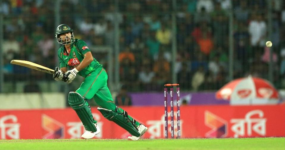 Mortaza, the experienced-campaigner keeps Bangladeshis hopes alive