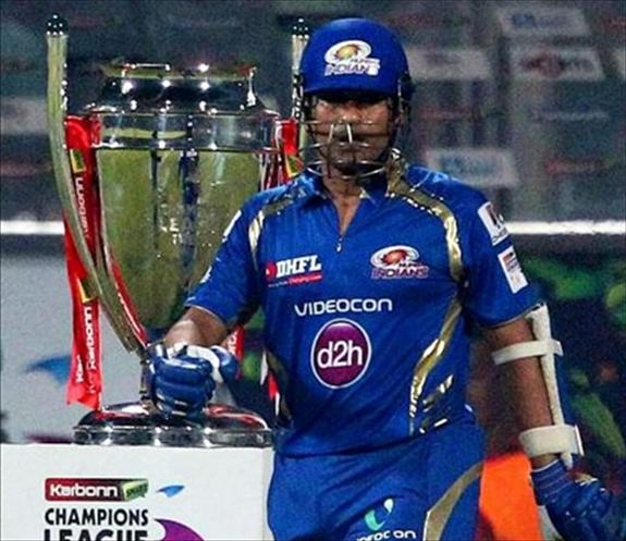 Mumbai Indians advance to final of CLT20