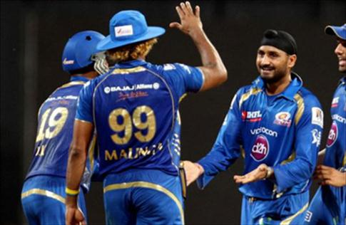 Mumbai Indians in finals
