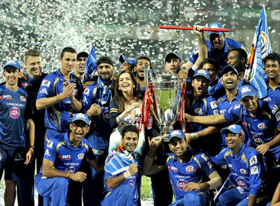 Mumbai clinch second major title in 2013