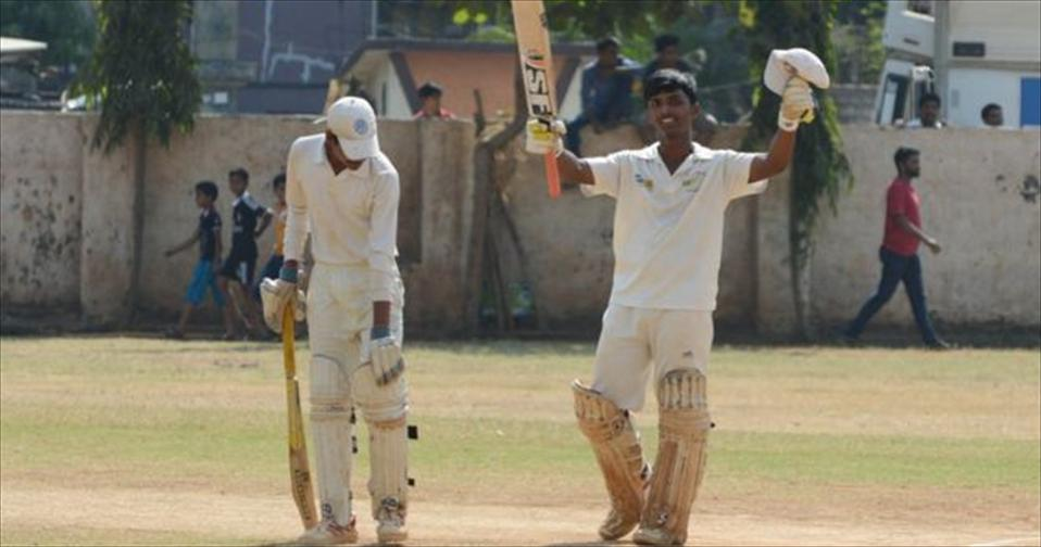 Mumbai teenager scores record 1009*