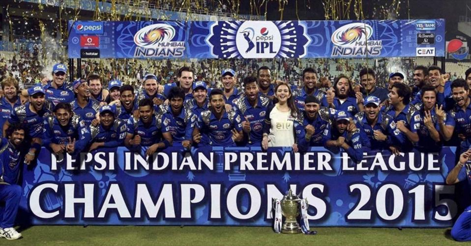 Mumbai upstage CSK to claim their 2nd IPL title