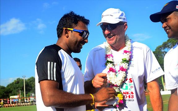 Murali Cup kick starts with Beefy and Mahela
