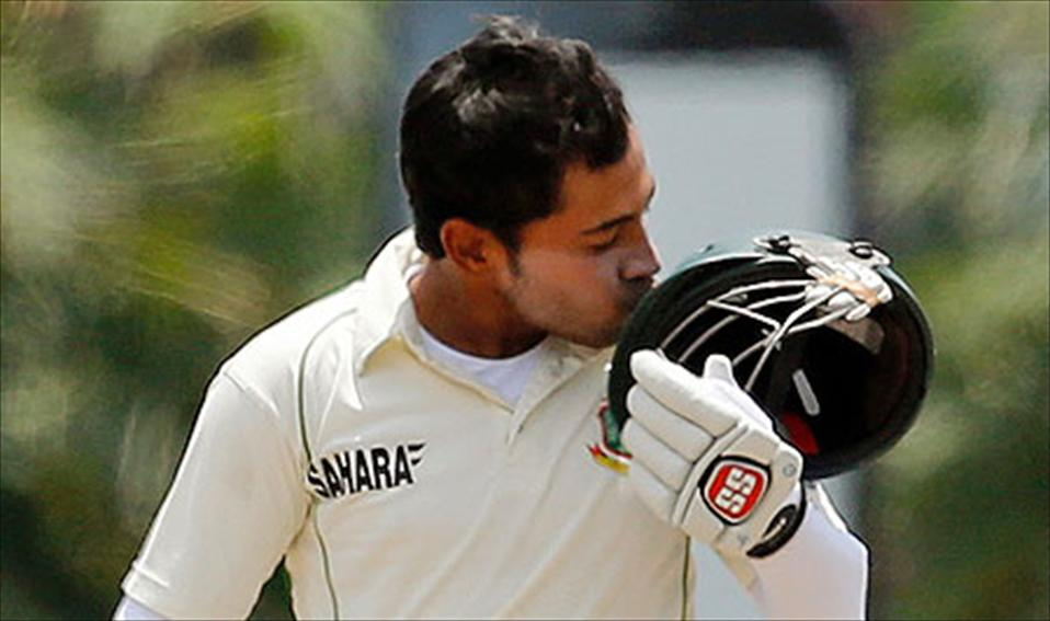 Mushfiqur likely to captain Bangladesh against India