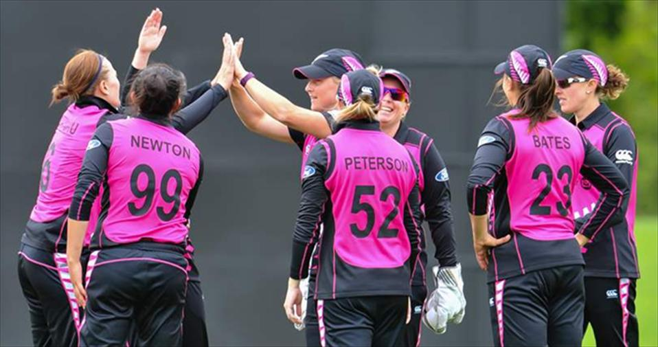 NZ Women complete a tour-whitewash