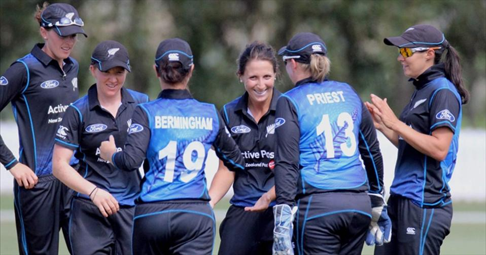 NZ Women inflict SL Women a 5-0 clean sweep