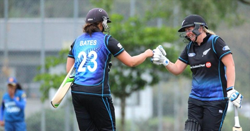 NZ Women make it three in a row