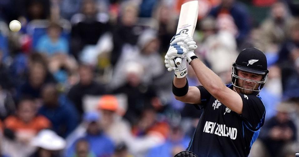 NZ sink Sri Lanka in the 2015 World-Cup opener