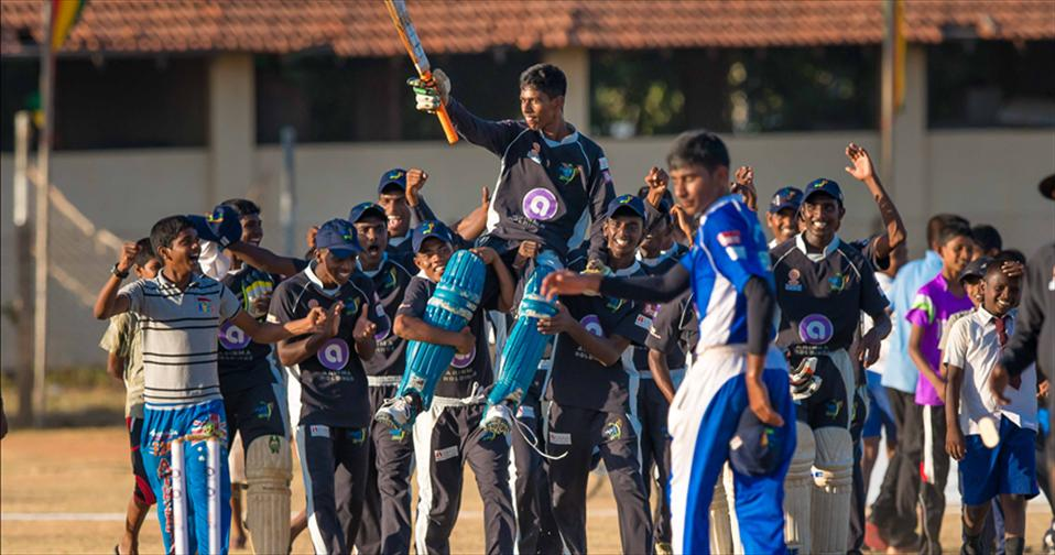 Nalanda College And Mahinda College Shine On Day 02 - Murali Harmony Cup 2016