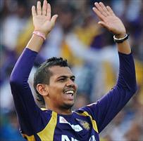 Narine makes his retun with superb spell