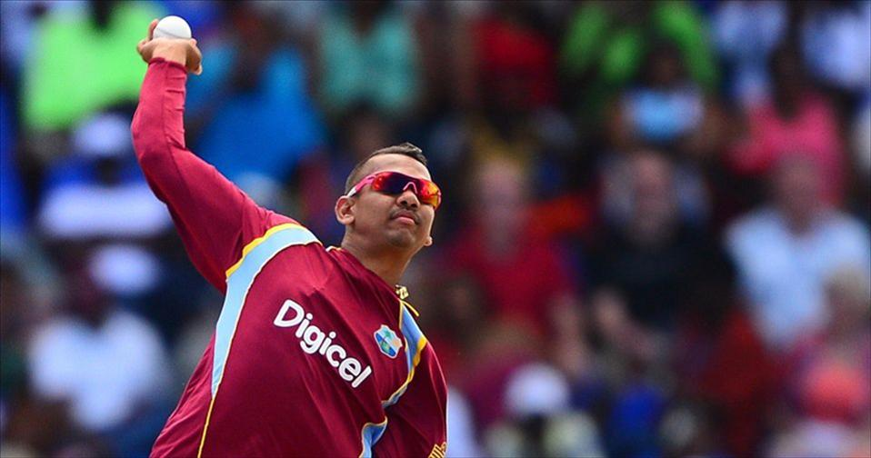 Narine suspended for illegal action