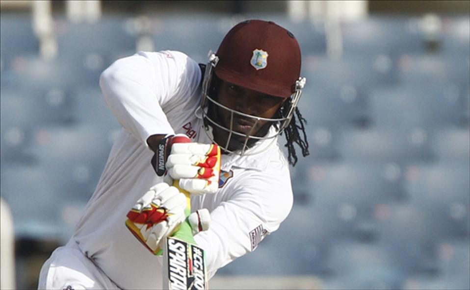 New Zealand on top in 100th Test of Gayle
