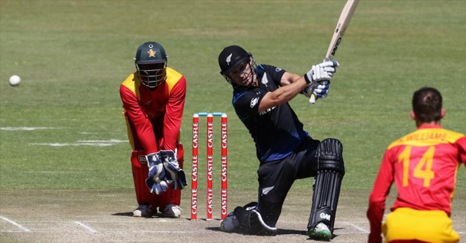 New Zealand soar to series triumph