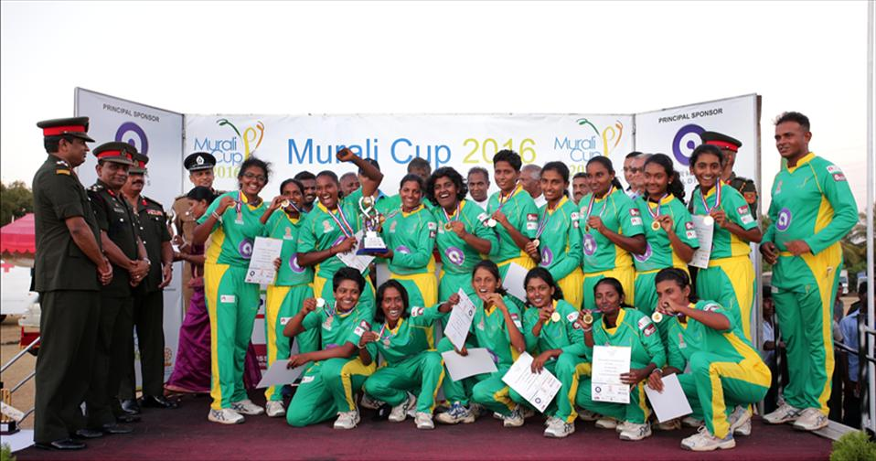 Nittambuwa romp home with Ladies Championship of Fifth Murali Harmony Cup