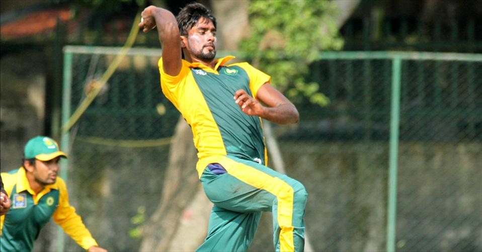 Nuwan Pradeep to stay in New Zealand