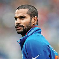 Out of form Dhawan still has the backing of his captain