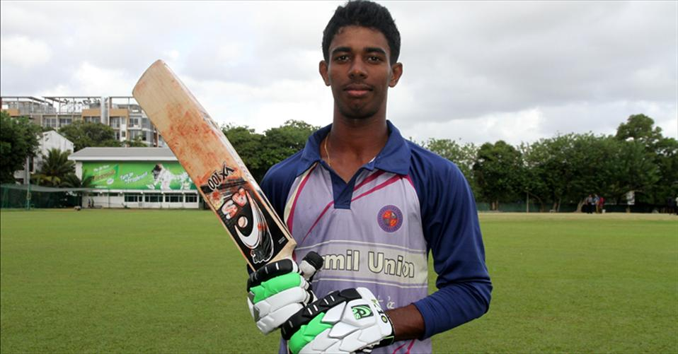 Pabasara bats Tamils to third successive win