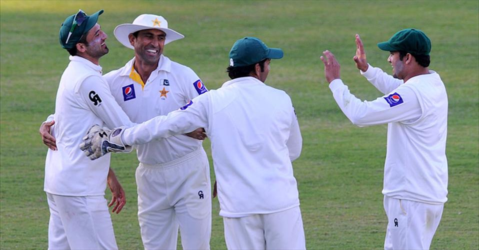 Pakistan Test team arrives on August 2